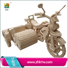 2016 Top Selling Funny Small Lovely OEM Animal wooden motocycle Toys