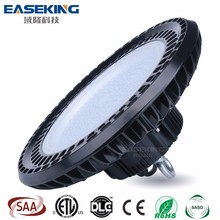 Indoor factory warehouse lighting project UFO 150W LED high bay Lamp