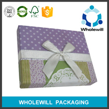 Zhejiang Factory Custom Paper Gift Packaging Box