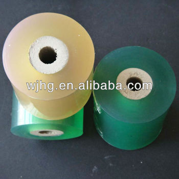 Wries Cables Used For PVC Plastic Clear Blue Film