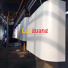 Corrugated/special Shape Aluminum Veneer/aluminum Single Panel
