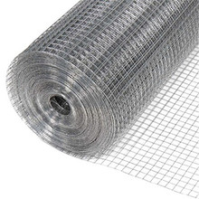 Alibaba hot sale10 gauge galvanized welded wire mesh (Made in China)