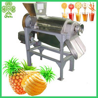 stainless steel pineapple squeezer | pineapple juice making machine