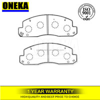04465-36010 for toyota brake pads used to front alex suitable for TOYOTA DYNA 200 Platform/Chassis