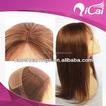 Wholesale Cheap Full Lace With Stretch Human Hair Wigs Natural looking For Black Women