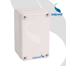 SAIPWELL/SAIP Hot Sale 80*130*70mm Electrical ABS/PC Waterproof Plastic Control Box(DS-AG-0813)
