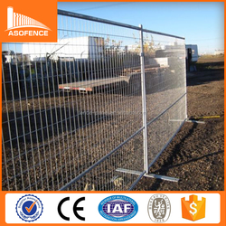 Safety canada portable and temporary fences for Construction site