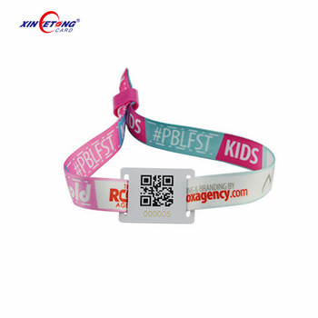 Water Park RFID Water Proof Bracelet for Swimming Pool