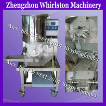 automatic burger meat pie forming production line/ Hamburger Patty Pressing Machinechine