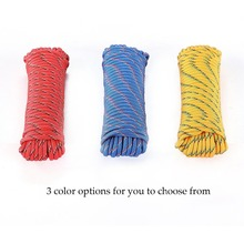 3 Strand Braided Polypropylene Rope from China supplier