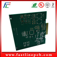 Electronic Customized 8 layer FR4 pcb pcba manufacturing service