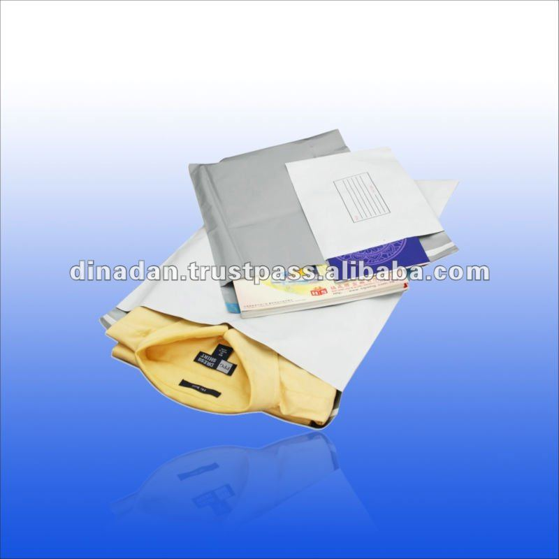 LDPE plsatic mail bag for packaging