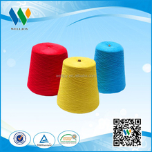 20s/1 ring spun colors 100% polyester sewing yarn