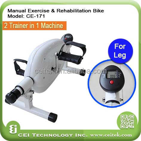 2017 NEW Good Quality manual exercise bike