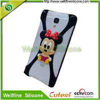 Hot sell all-purpose silicone mobile phone case