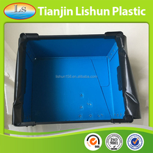 Free Samples Hard Recycling Foldable Corrugated PP Inner Box