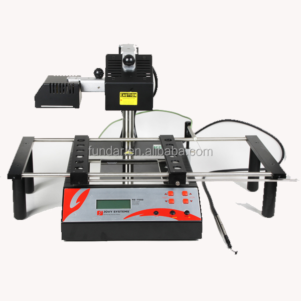220V Original Germany Jovy RE-7500/Jovy RE7500 BGA rework station, RE-7500 BGA repair station/machine/system, bga soldering stat
