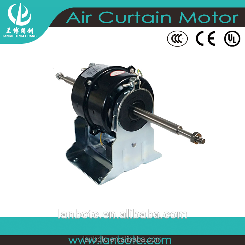 Capacitor running 70w HVAC motor for Water Heating Air Curtain