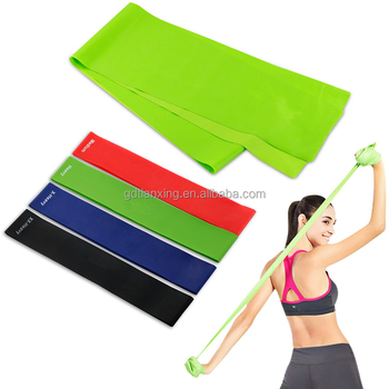 Ballet Dance Pilates band Pull-up band Elastic Yoga band