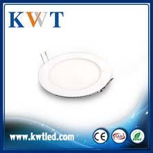 CE RoHS Approval Dimmable Ultrathin LED Round Panel Down Light 4W-23W