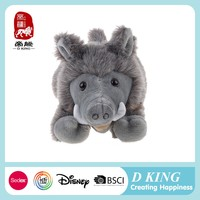 Top quality creative lovely plush toy baby pillow cheap promotional gift