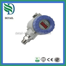 DPT521 digital pressure gauge transmitter, explosion proof pressure measuring instruments