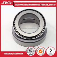 China Cheap Tapered roller bearings cages 30312 rolling Bearing