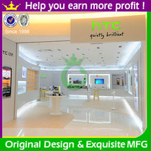 High quality customized mobile phone shop interior design from China