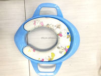2016 Fashion Popular Comfortable Safety Wholesale Training Baby Potty Seat soft Kid toilet seat