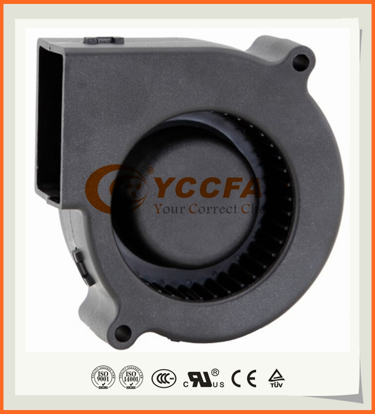 PWM FG 12V DC blower 75x75x30mm 7530 high performance centrifugal fan