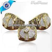 Promotional Gold National Championship Rings