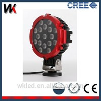 Wholesale Round 51w LED Working Light Spot Utility Work Light for Trucks Motorcycle Offroad Auto Car Lighting System