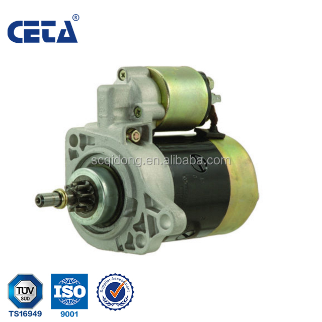 CETA1540 128000-1250 16790 Js669 Replacement Starter For Toyota