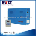 sauna equipment wet steam generator