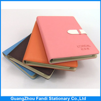 2016 PU leather covers for notebooks print