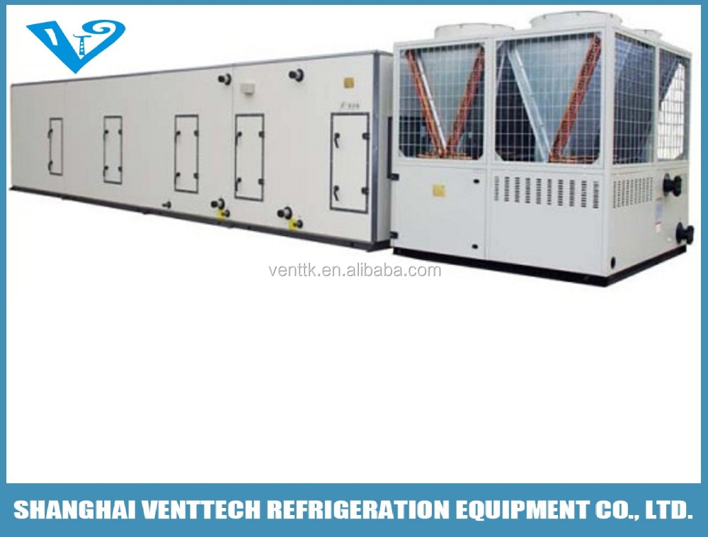 Automatic 30 Tons Packaged Rooftop Air Condition