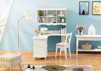 Wholesale Modern Home office desk white computer table