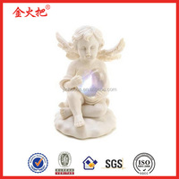 2014 Resin Cupid cherub figurine