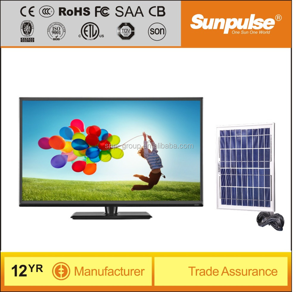 40inch DC12V Solar Power LED TV