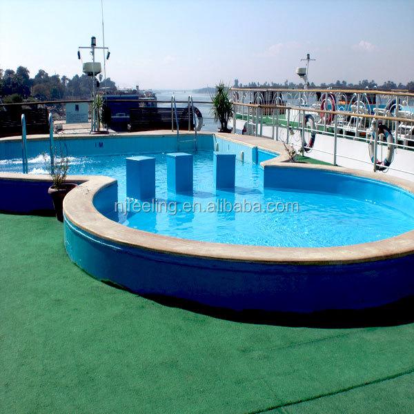 Rubber Swimming Pools : Swimming pool rubber flooring surroundings