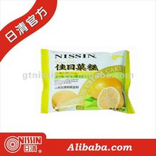 Nissin Lemon Cream Cakes