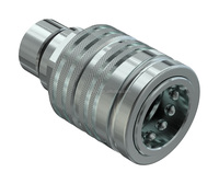 IRS PUSH AND PULL TYPE HYDRAULIC QUICK COUPLING