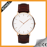 Fashion design new arrival stainless steel case custom watches