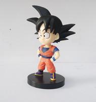 Dragon Ball 6inch Z Goku PVC Anime Action Figure