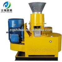 Coconut shell pellet making machine