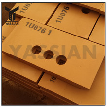 Loader Bucket Edge 128-2873 265*19 new style loader spare parts professional blade for loader