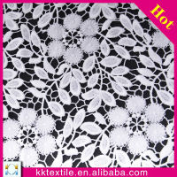 lace fabric chemical lace embroidery design for flower girl dress