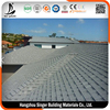 High quality Architectural fiberglass asphalt roof tile for Maldives resort