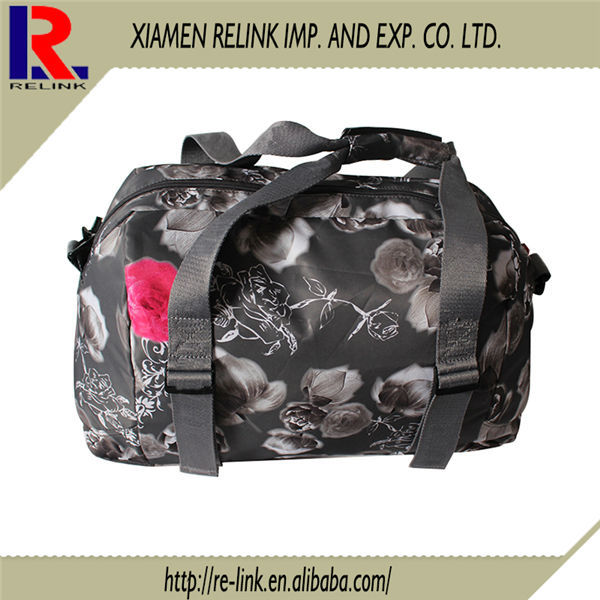 New design cheap dance competition travel bags