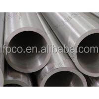 2017 black paint alloy steel a335 p91/p22 tube
